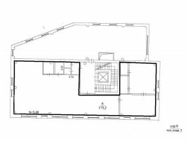 Лот № 1362, Аренда офисов в ЗАО - План