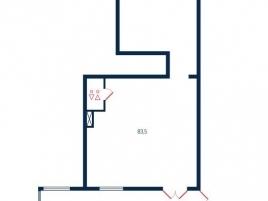 Лот № 13843, Продажа офисов в ЦАО - План
