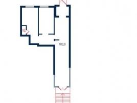 Лот № 13845, Продажа офисов в ЮВАО - План