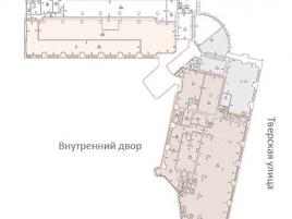 Лот № 1433, Аренда офисов в ЦАО - План