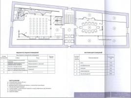 Лот № 1462, Продажа офисов в ЦАО - План