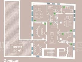 Лот № 1473, Юсупов Двор, Продажа офисов в ЦАО - План