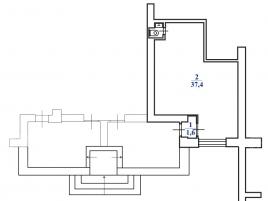 Лот № 14978, Продажа офисов в ЦАО - План
