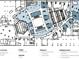 Лот № 15084, Москва-сити, Башня Федерация (Восток), Продажа офисов в ЦАО - План