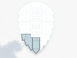 Лот № 15301, БЦ DM Tower, Продажа офисов в ЮАО - План