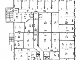 Лот № 15356, Административное здание на Новосущевском, Продажа офисов в ЦАО - План