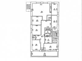 Лот № 15366, Офисное здание, Продажа офисов в ЦАО - План