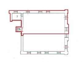 Лот № 15817, Административное здание, Продажа офисов в ЦАО - План
