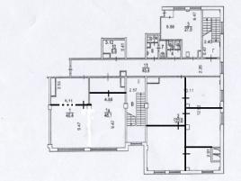 Лот № 15947, ЖК Троицкая 5, Продажа офисов в ЦАО - План
