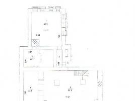 Лот № 15958, ПСН в Особняке, Аренда офисов в ЦАО - План