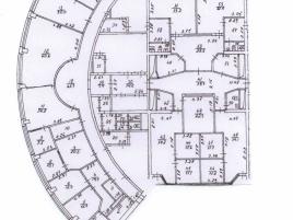 Лот № 1604, БЦ Башня 2000, Продажа офисов в ЗАО - План