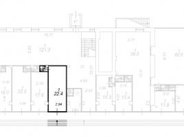 Лот № 16227, Продажа офисов в САО - План