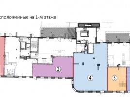 Лот № 16294, ЖК Ордынка, Продажа офисов в ЦАО - План