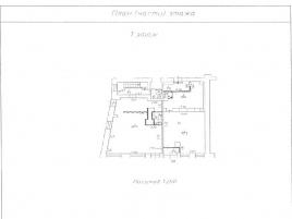Лот № 16402, Продажа офисов в ЦАО - План