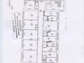 Лот № 1649, Продажа офисов в ЦАО - План