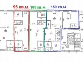 Лот № 16650, БЦ Искра-Парк, Аренда офисов в САО - План