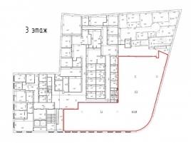 Лот № 16680, Торгово-офисный центр Садовая Галерея, Аренда офисов в ЦАО - План