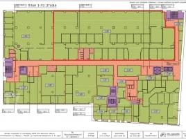 Лот № 16806, Бизнес-центр «Новослободский», Аренда офисов в ЦАО - План