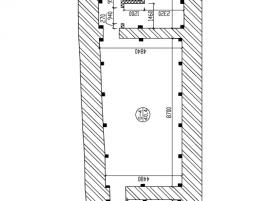 Лот № 1715, Аренда офисов в ЦАО - План