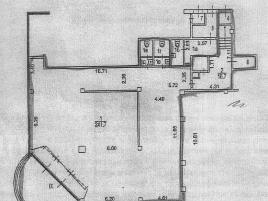 Лот № 1960, Аренда офисов в ЦАО - План