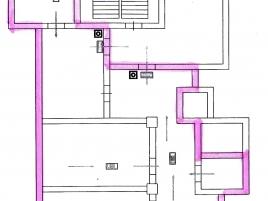 Лот № 2028, Бизнес-центр The Yard, Аренда офисов в СЗАО - План