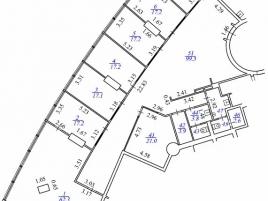Лот № 2029, Москва-сити, Башня Федерация (Запад), Продажа офисов в ЦАО - План