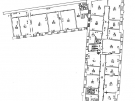 Лот № 2293, Продажа офисов в ЦАО - План