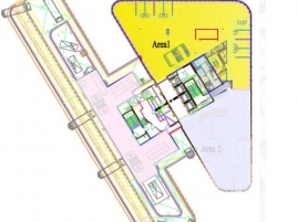Лот № 236, Бизнес-центр Белая Площадь (White Square), Аренда офисов в ЦАО - План