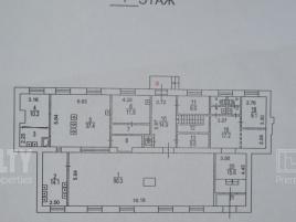 Лот № 2413, Ресторан Авиатор, Продажа офисов в ЦАО - План