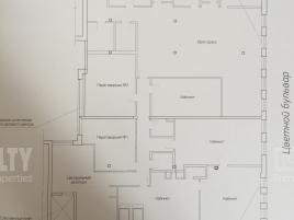Лот № 241, Клубная резиденция Цветной 26, Продажа офисов в ЦАО - План