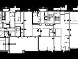 Лот № 2422, ЖК Royal house, Продажа офисов в ЦАО - План