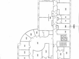 Лот № 244, Продажа офисов в ЦАО - План