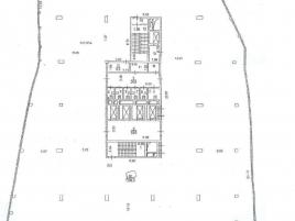 Лот № 2526, Бизнес-центр «i-cube», Аренда офисов в ЮАО - План