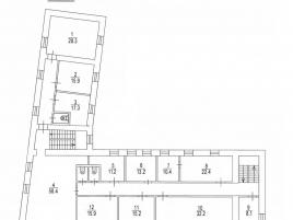Лот № 2529, Продажа офисов в ЦАО - План