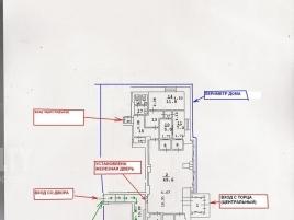 Лот № 2551, Продажа офисов в ЗАО - План