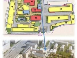 Лот № 2582, Парк Мира, Продажа офисов в СВАО - План