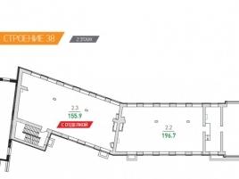 Лот № 2587, Парк Мира, Продажа офисов в СВАО - План