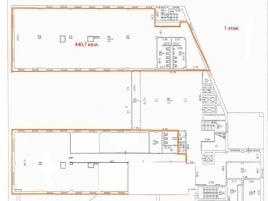 Лот № 2845, БЦ Березка, Аренда офисов в ЮАО - План