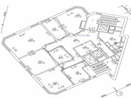 Лот № 2938, Берта Хаус, Аренда офисов в ЦАО - План