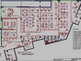 Лот № 2970, ЖК «Созвездие Капитал–2», Аренда офисов в ЦАО - План