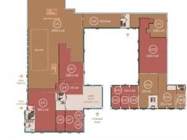 Лот № 2976, Appartville, Продажа офисов в САО - План