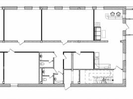 Лот № 3095, БЦ RTS Plaza, Аренда офисов в ЮАО - План