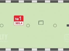 Лот № 3100, Сириус Парк, Аренда офисов в ЮАО - План