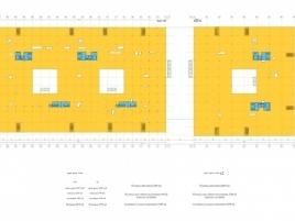 Лот № 3119, Верейская Плаза III, Аренда офисов в ЗАО - План
