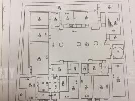 Лот № 3141, Чайный дом, Аренда офисов в ЦАО - План