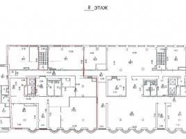 Лот № 3182, Бизнес центр «Парус», Аренда офисов в ЦАО - План