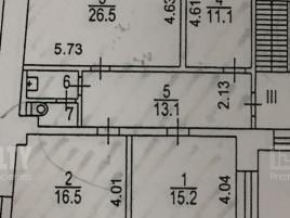 Лот № 3202, Чайный дом, Аренда офисов в ЦАО - План