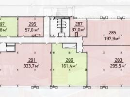Лот № 3231, БЦ Neo Geo, Продажа офисов в ЮЗАО - План