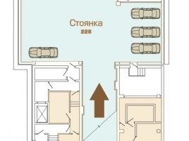 Лот № 3263, Продажа офисов в ЦАО - План