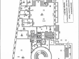 Лот № 3304, Продажа офисов в ЦАО - План